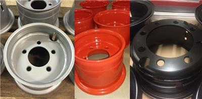 Global Wheel Consult - Linde forklift wheels available ex stock