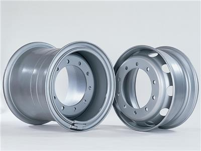 Commercial vehicle wheels