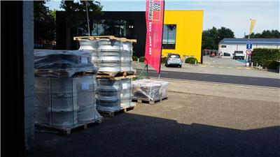 Global Wheel Consult - Wheels ready to be shipped to our customers in EU