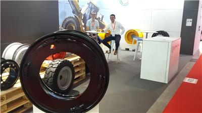 Global Wheel Consult - MATEXPO 2019