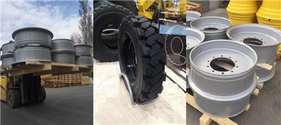 Global Wheel Consult - JLG Telehandler wheels