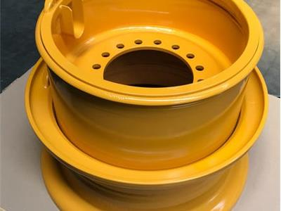 3-piece OTR wheels